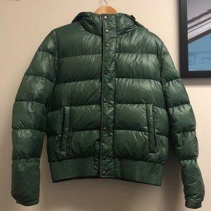 Men's Prada Down Jacket